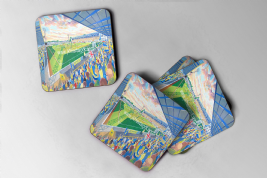 plainmoor Coaster set of four